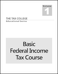 Basic Federal Income Tax Course
